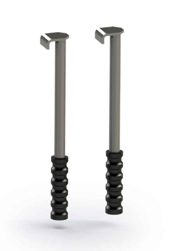 Alat za montažu regalnih štitnika