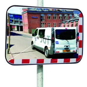 Univerzalno ogledalo UNI-SIG SA retroreflektivnOM trakOM za upozoravanje